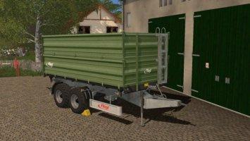 Fliegl TDK 255
