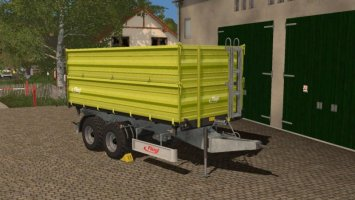 Fliegl TDK 255 Light Green FS17