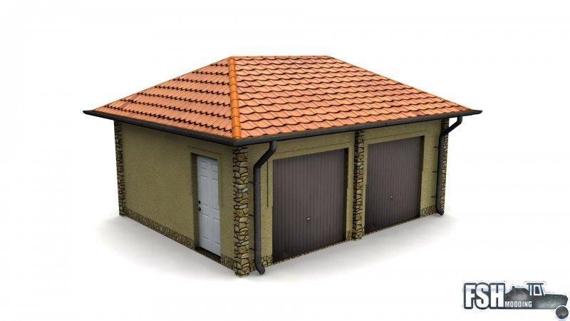 Garage Fs17 Mod Mod Do Farming Simulator 17 Ls Portal
