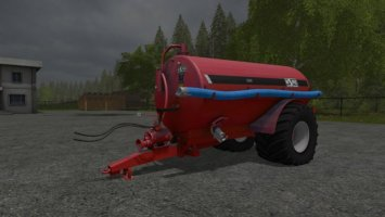 HiSpec 2300 Gallon Tanker FS17