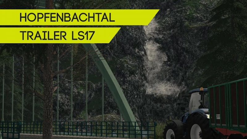 Hopfenbachtal v1.1 FS17