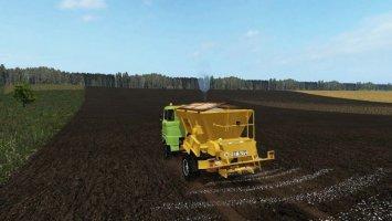 IFA W50 Fertilizer FS17