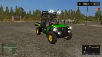 John Deere HPX Gator FS17