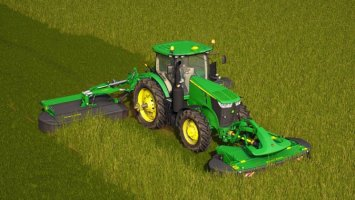 John Deere Mower Pack FS17