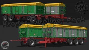 Kroger Agroliner Pack FS17