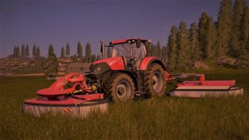 Kuhn Mower Pack FS17