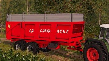 La Campagne BRC 29