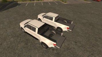Lizard Pickup TT Double Cab FS17