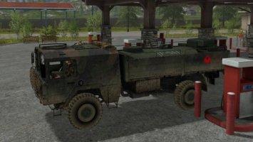 MAN KAT 1 Feldtanke