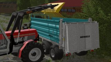 Miststreuer Pack 6-12 To v1.2 FS17