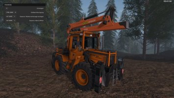 MB Trac 1000 Turbo Forst Edition FS17