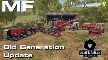 MF Old Generation 1970-1990 v1.0.0.2 FS17