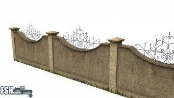Modern_Fence_v1.3 FS17