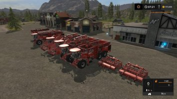MODIFIED HOLMER PACK fs17