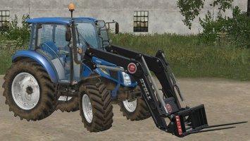 New Holland T4 FS17