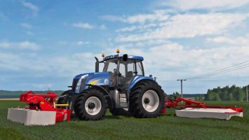 New Holland TG200 (230, 255, 285)