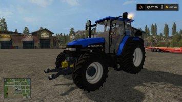 New Holland TM150 FS17