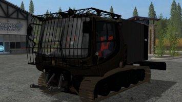 Prinoth Raptor FS17