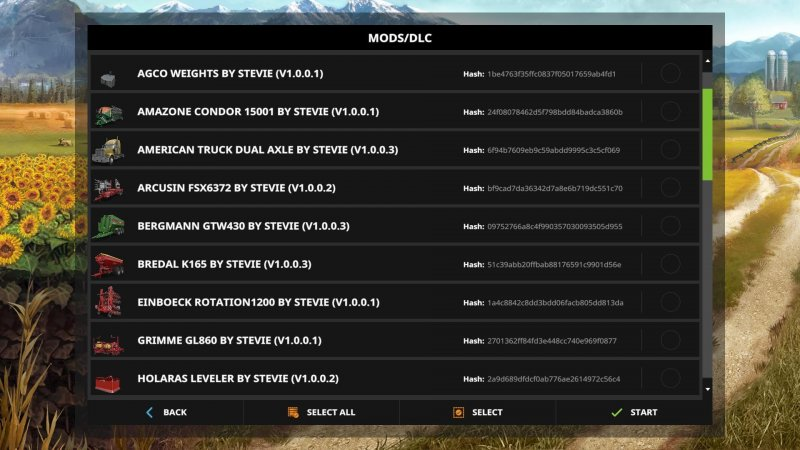 STEVIES 2017 MODPACK - FS17 Mod   Mod for Farming Simulator