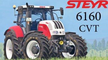 STEYR 6160 CVT ls15