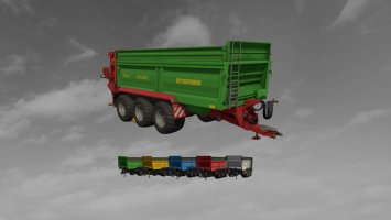 Strautmann PS 3401 More Realistic FS17