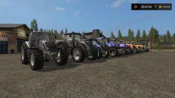 TRACTOR PACK FS17