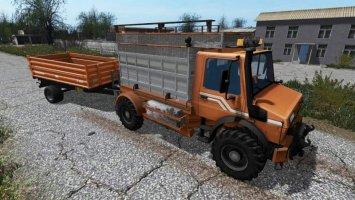 Unimog 1600 Special FS17