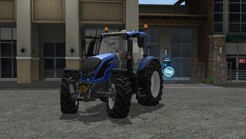 VALTRA N4 STANDARD CAB FS17
