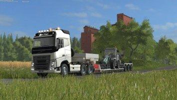 Volvo FH16 750 Short Wheel Base