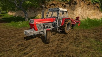 Zetor Crystal 12011 Turbo FS17