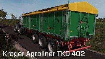 Agroliner TKD Pack v1.1 FS17