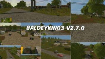 Baldeykino3 v2.7.0
