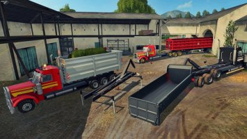 BsM Truck 850 Hook v1.0.0.2 FS17