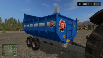 CACAMBA IBL CFH7000 FS17