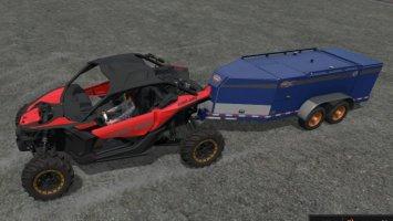 CAN-AM MAVERICK X3 turbo FS17