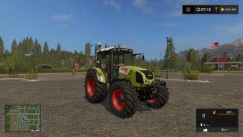 Claas Axos 330 FS17