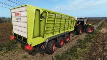Claas Cargos dynamicHoses FS17