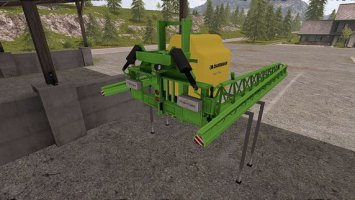 Dammann saddle sprayer v1.1 FS17