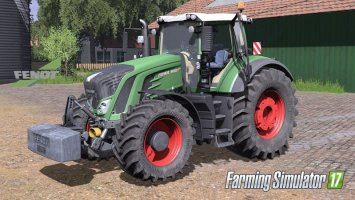 Fendt 900 Vario Full Pack