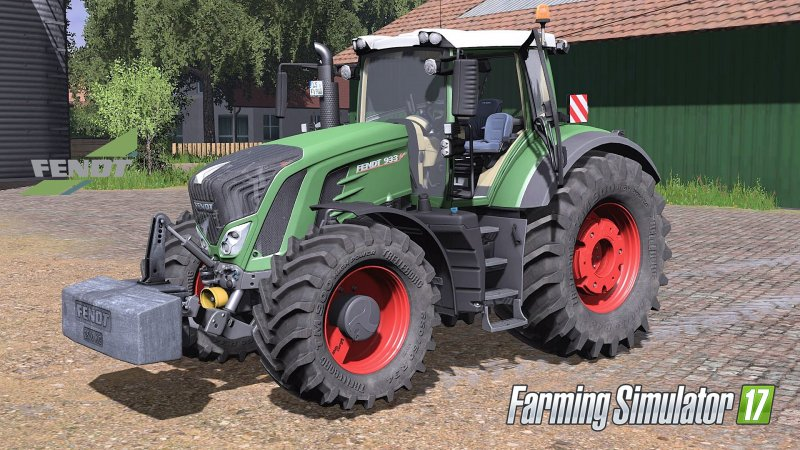 Fendt 900 Vario Full Pack FS17