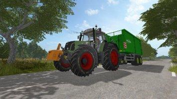 Fendt Vario 820 TM FS17