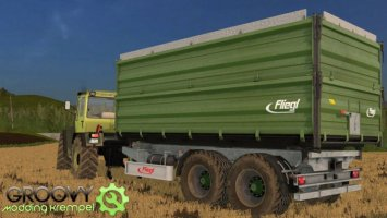 Fliegl TDK255 light custom FS17