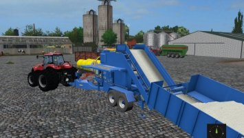 Goweil LT Master With Cotton Bales FS17