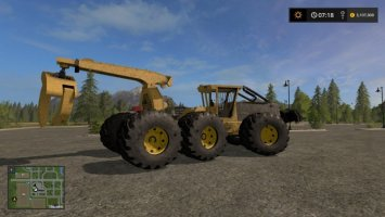 GRAPPLE SKIDER FS17