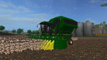 John Deere 9950 Cotton Harvester