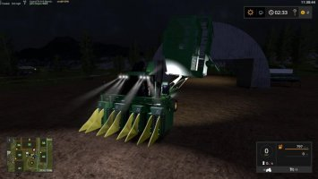 JOHN DEERE 9956 COTTON HARVESTER V1.1 FS17