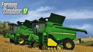 John Deere S600i Series Full Pack FS17