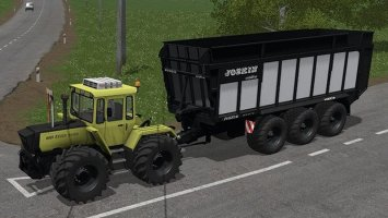 Joskin Drakkar 8600 Black v1.4 FS17