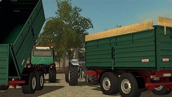 Koegel Dumper dynamicHoses FS17