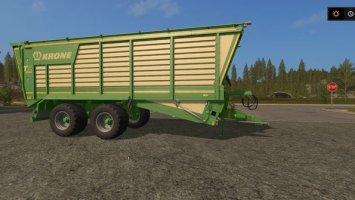 Krone TX 460D - DH FS17